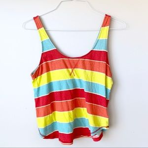 BDG Urban Outfitters Stripped Tank